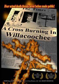 A Cross Burning in Willacoochee