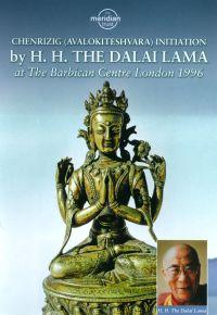 The Dalai Lama: Chenrizig (Avalokiteshvara) Initiation at the Barbican Centre London
