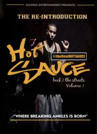Hot Sauce: The Re-Introduction - Back 2 the Streets, Vol. 1