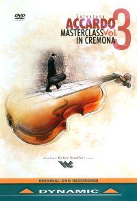 Salvatore Accardo: Masterclass in Cremona, Vol. 3
