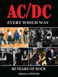 AC/DC: Every Which Way - 40 Years of Rock