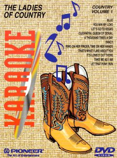 Karaoke: Country, Vol. 1 - The Ladies of Country