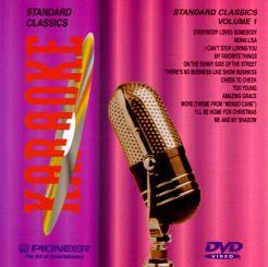Karaoke: Standard Classics, Vol. 1