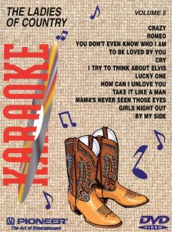 Karaoke: Country, Vol. 5 - The Ladies of Country