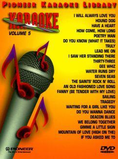 Pioneer Karaoke Library, Vol. 5