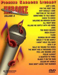 Pioneer Karaoke Library, Vol. 8