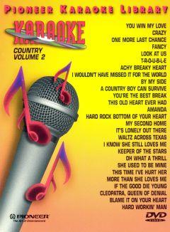 Pioneer Karaoke Library: Country, Vol. 2