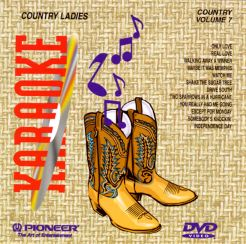 Karaoke: Country, Vol. 7 - The Ladies of Country