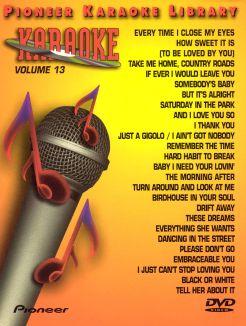 Pioneer Karaoke Library, Vol. 13
