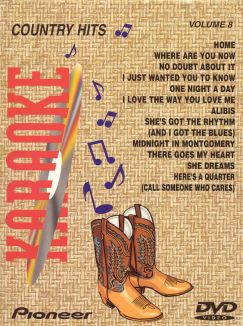 Karaoke: Country, Vol. 8 - The Gentlemen of Country