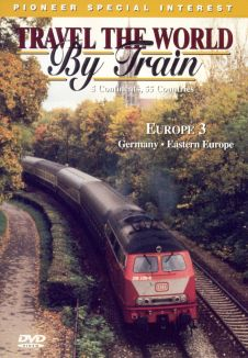 Travel the World By Train: Europe 3 - Germany and Eastern Europe