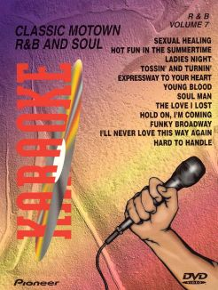Karaoke: R & B, Vol. 7 - Classic Motown R&B and Soul
