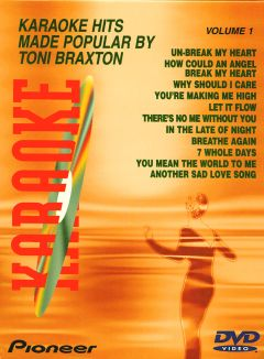 Karaoke: Hits Made Popular By Toni Braxton, Vol. 1