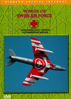 Wings of Swiss Air Force