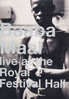 Baaba Maal Live at Royal Festival Hall