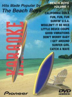 Karaoke: Hits Made Popular by the Beach Boys, Vol. 1