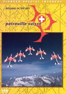 Rolling in the Sky: Patrouille Suisse