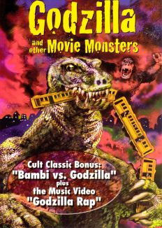 Godzilla and Other Movie Monsters