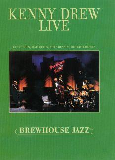 Kenny Drew Live: Brewhouse Jazz