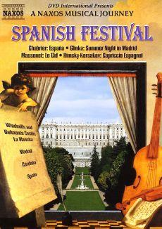 A Naxos Musical Journey: Spanish Festival
