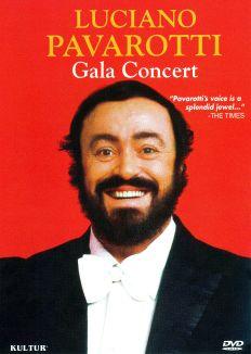 Luciano Pavarotti: Gala Concert - Olympia Hall, Munich