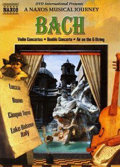 A Naxos Musical Journey: Bach - Violin Concertos