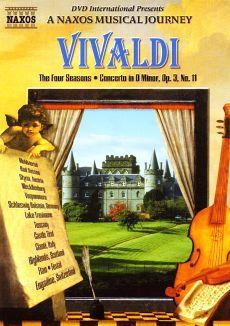 A Naxos Musical Journey: Vivaldi - The Four Seasons