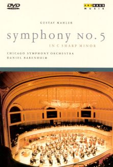 Mahler: Symphony No. 5 in C Sharp Minor