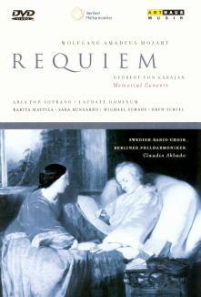 Requiem: The Herbert Von Karajan Memorial Concert