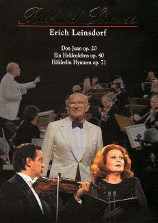 Richard Strauss: Erich Leinsdorf