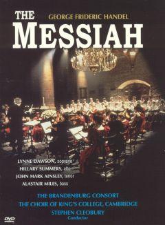 The Messiah (Brandenburg Consort/Choir of King's College)