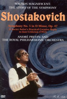 Sounds Magnificent: The Story of the Symphony - Shostakovich