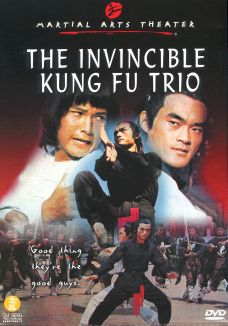 The Invincible Kung Fu Trio