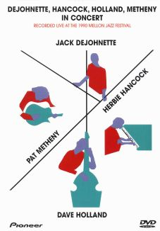 DeJohnette, Hancock, Holland and Metheny in Concert