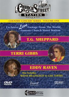 Church Street Station: Country Concert Series, Vol. 1