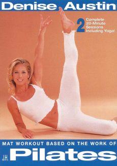 Denise Austin: Mat Workout Based on the Work of J.H. Pilates