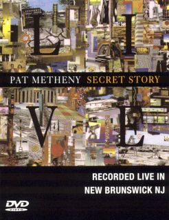 Pat Metheny: Secret Story