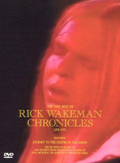 Rick Wakeman: Very Best of Rick Wakeman Chronicles - Live 1975
