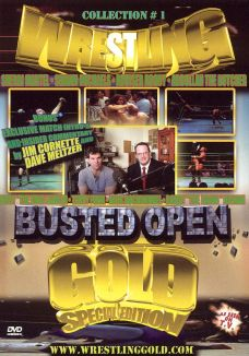 Wrestling Gold Special Edition, Collection #1: Busted Open