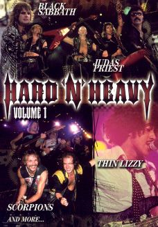 Hard 'N' Heavy, Vol. 1