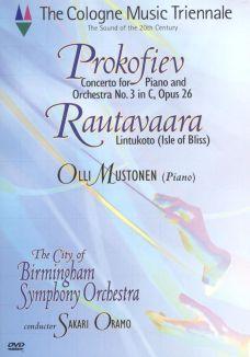 Cologne Music Triennale: Prokofiev and Rautavaara