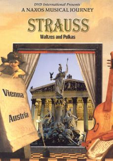 A Naxos Musical Journey: Strauss - Waltzes and Polkas