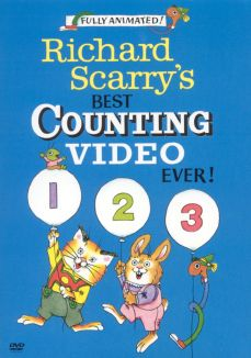 Richard Scarry's Best Counting Video Ever!