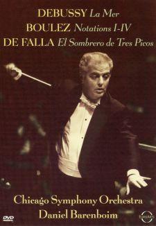 Daniel Barenboim and the Chicago Symphony Orchestra