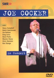Joe Cocker: In Concert