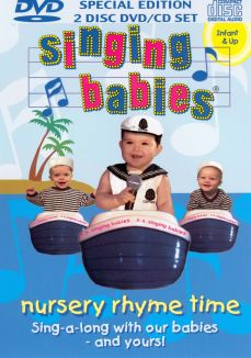 Singing Babies: Nursery Rhymes Time