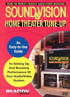 Sound & Vision: Home Theater Tune-Up