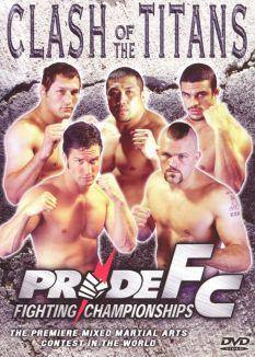 Pride Fighting Championships: Pride 14 - Clash of the Titans