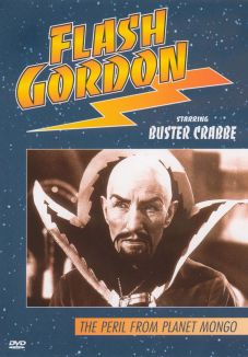 Flash Gordon's Perils from the Planet Mongo