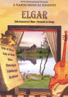 """A Naxos Musical Journey: Elgar - Concerto in E Minor I """"Serenate For Strings"""""""